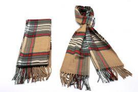 Luxury Cashmere Soft Scarf Style #4
