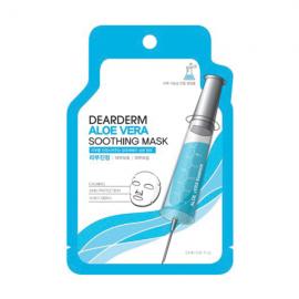 Dearderm - Face Mask - Aloe Vera