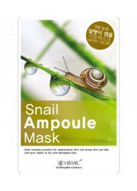 HBMIC Snail Ampoule Sheet Mask