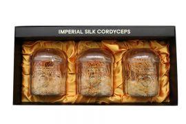 Imperial Silk Cordyceps