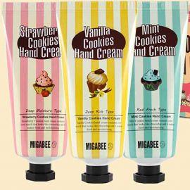 Migabee Cookies Hand Cream (3 pcs)