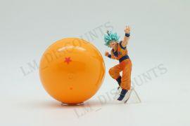 Dragonball Z buildable series 1 #1 God Goku