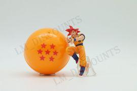 Dragonball Z buildable series 1 #7 Goku