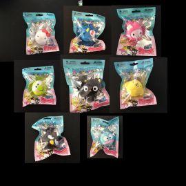 Series 2 Hello Kitty Squishme Complete Set