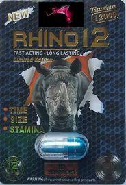 Rhino12 Titanium 12K