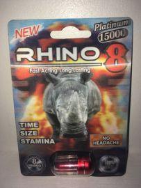 Rhino8 Platinum 15K